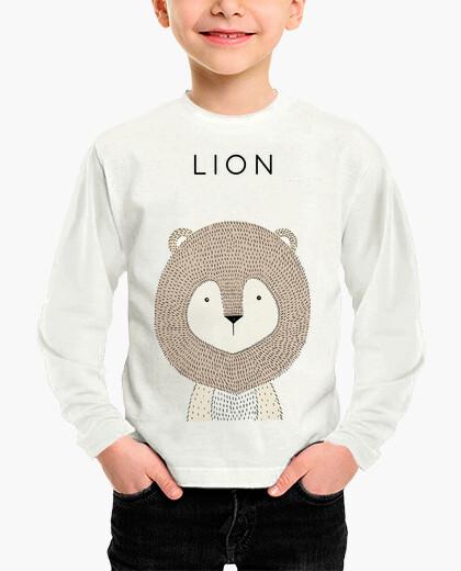 Ropa infantil Lion
