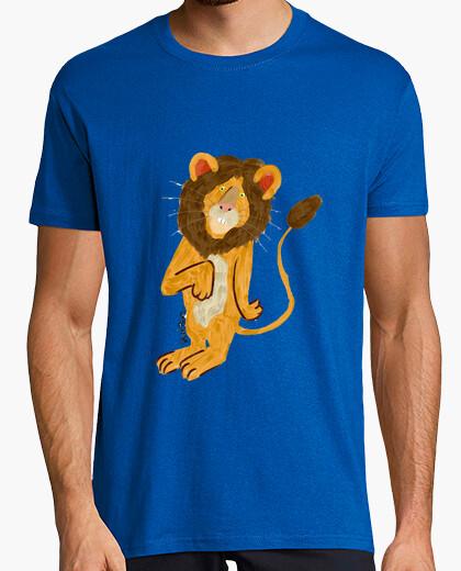 Camiseta Lion cartoon - León