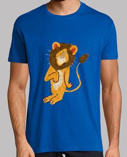 Lion cartoon - León
