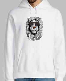 lion coton ouaté