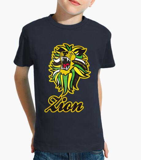 Vêtements enfant lion de fer zion