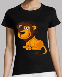 lion dessin animé animal sauvage animal