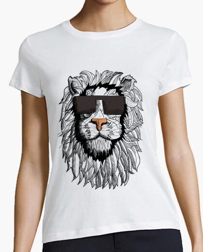 Tee-shirt lion femme t-shirt