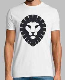 Lion Head Wild Animal Design