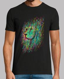 lion inachevée