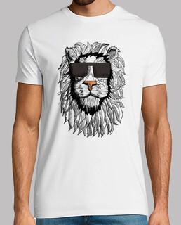 lion man t-shirt