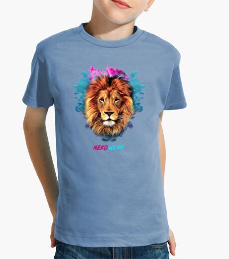 Ropa infantil Lion Paint