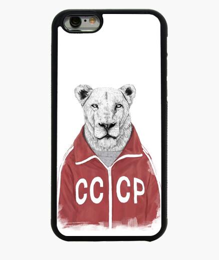 Coque Iphone 6 / 6S lion soviétique