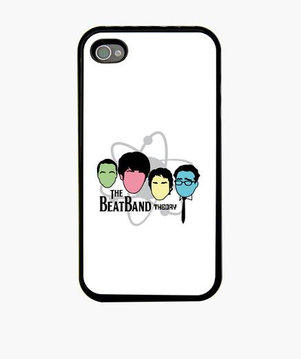 Coque iPhone l'iphone4 beatband