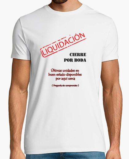 Camiseta Liquidación