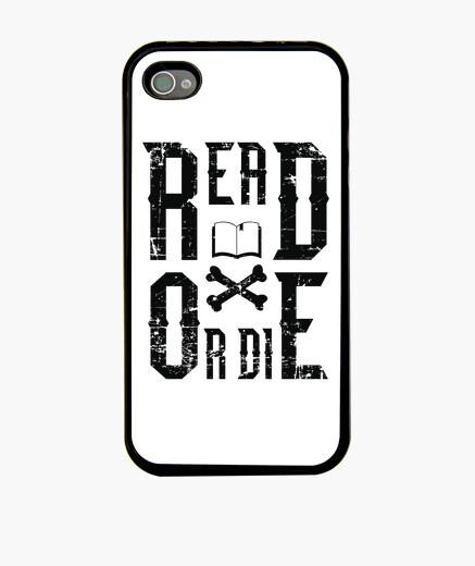 Coque iPhone lire ou die
