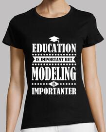 l'istruzione è importante ma la modellazione