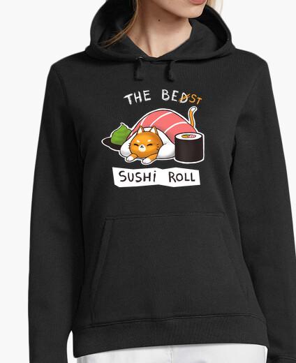 Sweat lit de sushi