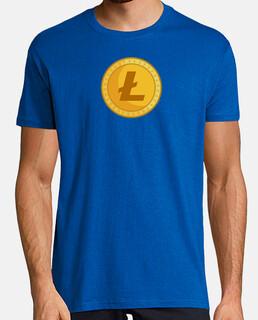 Litecoin Flat Design