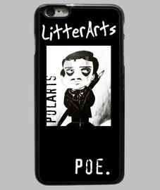 LitterArts  1. Poe