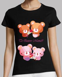 little bears i love you mom!