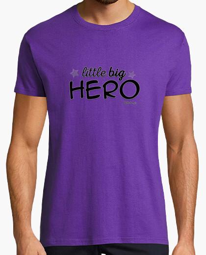 Camiseta Little big HERO @shopbebote