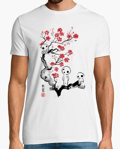 Little forest spirirts t-shirt