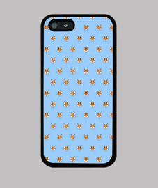 Little fox pattern para iPhone 5