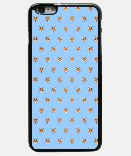 Little fox pattern para iPhone 6 PLUS