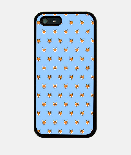 Little fox pattern per iPhone 5