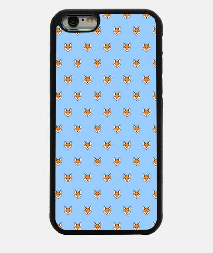 Little fox pattern per iPhone 6