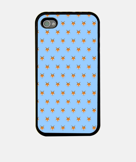 Little fox pattern pour iPhone 4 et 4S