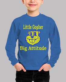 Little Gopher Big Attitude