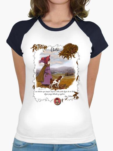 Camiseta Little Jane Otoño. Cita Español2.