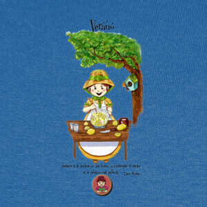 Camisetas Little Jane verano