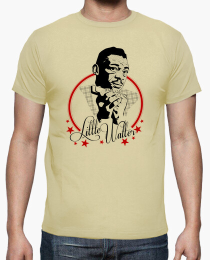 Camiseta Little Walter
