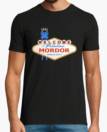 Live mordor t-shirt