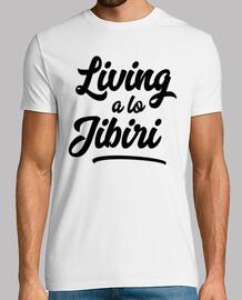 Living a lo Jibiri blanco