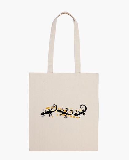 Lizards bag