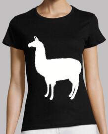 Llama Sombra Blanca / Alpaca