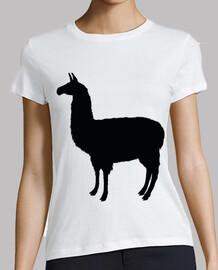 Llama Sombra Negra / Alpaca