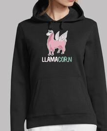 Llamacorn rosa