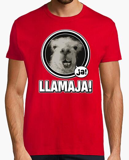 Camiseta Llamaja!