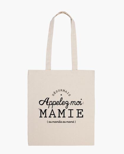 Bolsa llamame abuela
