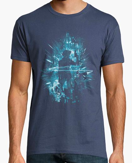 Camiseta llamando a las puertas del cielo
