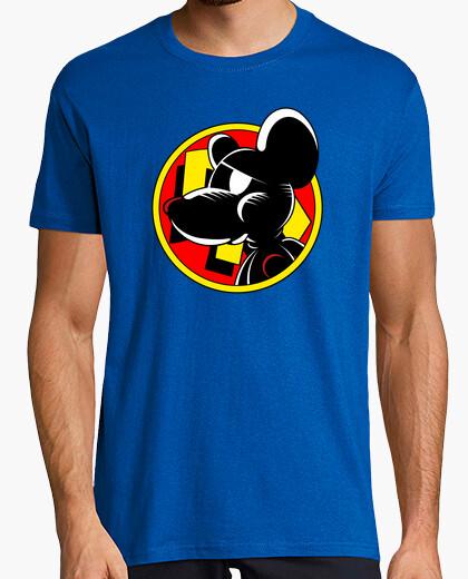 Camiseta llamando ratón peligro