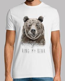 llamar a mi oso