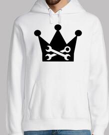 llave de tornillo de corona