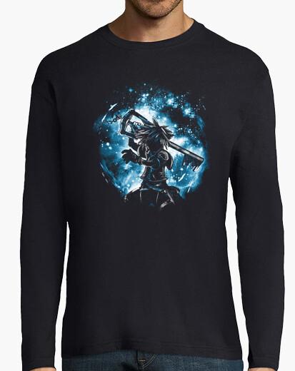 Camiseta llave espaciadora