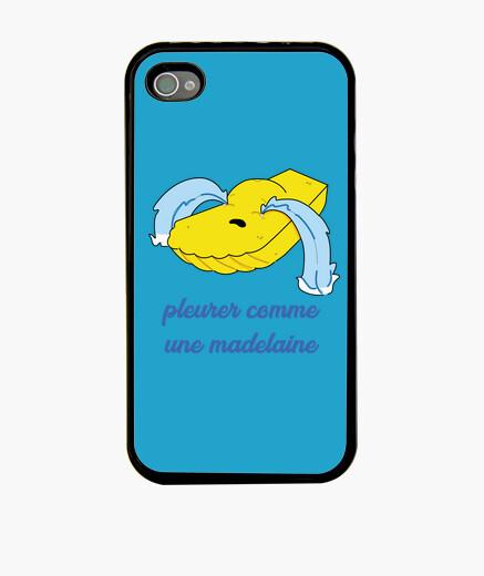 Funda iPhone llorar como una madelaine