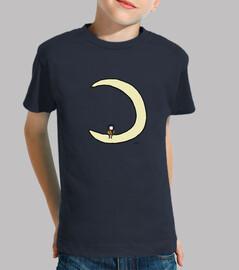 Lluna i acordió diatònic