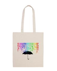 LLuvia de colores