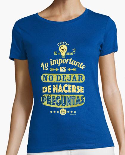 Camiseta Lo importante es...