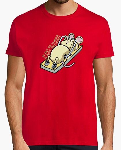 T-shirt Lo que no te mata...