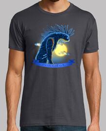 lo spirito della foresta - t-shirt uomo